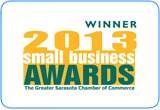2013 Small Business Award