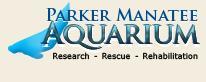 Das Parker Manatee Aquarium